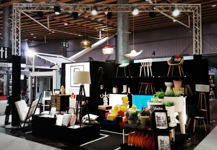 Evénement - Stand Expo : Salon Amenago 2015